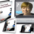 Succes med podcast -- Fast Track -- Producer